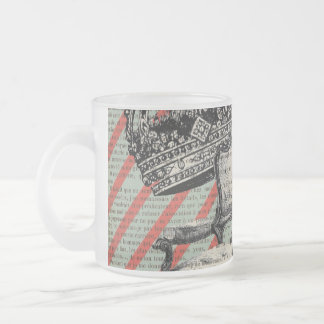 modern jubilee telephone booth london fashion frosted glass mug