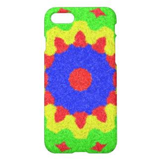 Modern kaleidoscope pattern iPhone 8/7 case