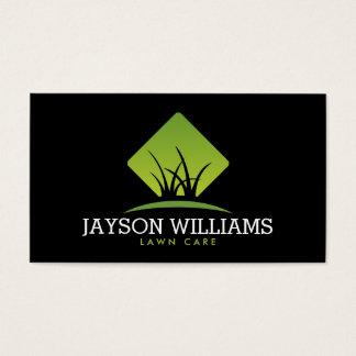 Modern Lawn Care/Landscaping Grass Logo II