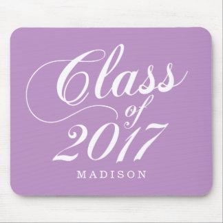 Modern Lilac | Graduation Mouse Mat