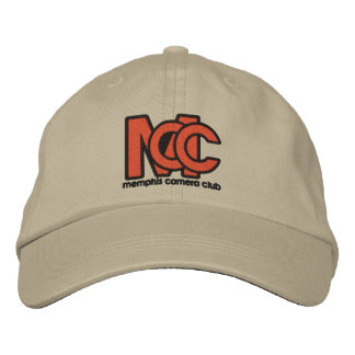Modern Logo Embroidered Hat