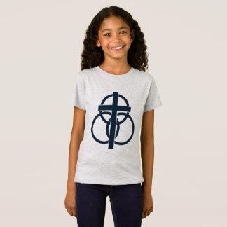 Modern Logo - Girl's T-shirt