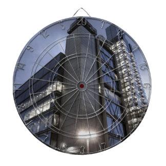 Modern London Skyscraper Dartboard