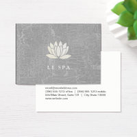 Yoga instructor business cards business card printing zazzle uk modern lotus flower marbled grey large business cards colourful glowing watercolor yoga instructor colourmoves