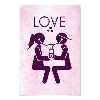 Modern Love Art Photo