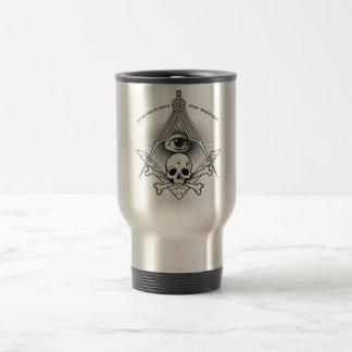 Modern Master Mason mug