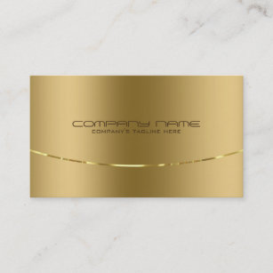 Metallic Business Cards Zazzle Uk