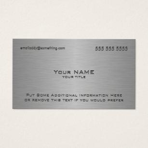 Ceos business cards business card printing zazzle uk modern metallic texture print business card colourmoves