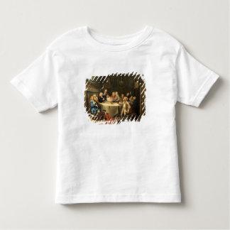 Modern Midnight Conversation Toddler T-Shirt
