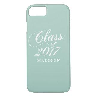 Modern Mint | Graduation iPhone 8/7 Case