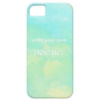 Modern MintGreenAbstract Pattern iPhone5/5s/SE cas iPhone 5 Case