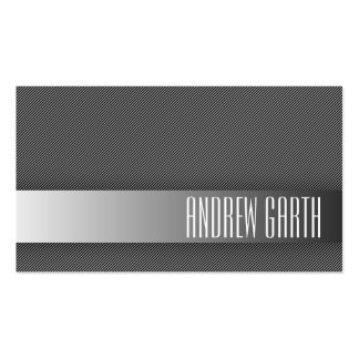 Modern Monochrome Pack Of Standard Business Cards