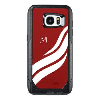 Modern Monogram OtterBox Samsung Galaxy S7 Edge Case