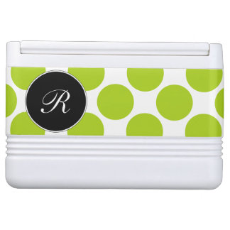 Modern Monogram Personal Size Igloo Cool Box