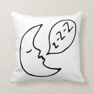 Moon Nursery Pillow