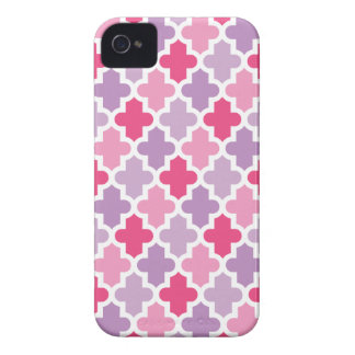 Modern Moroccan Pattern iPhone 4 Cover