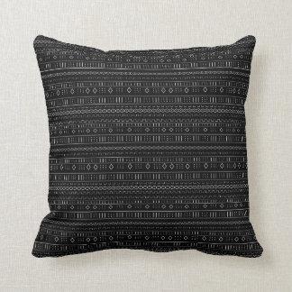 Modern Mudcloth Cushion