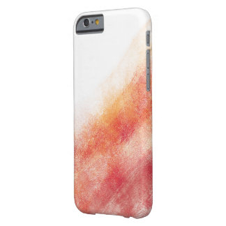 Modern Multicolored Brush Strokes Case (White)