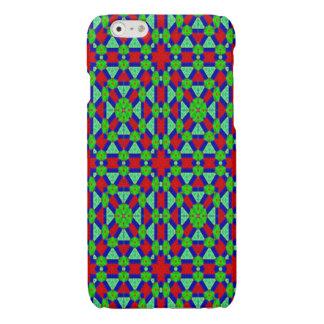 Modern multicolored cool pattern iPhone 6 plus case