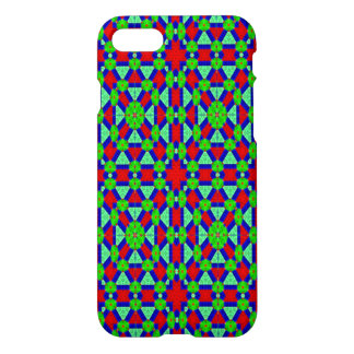 Modern multicolored cool pattern iPhone 8/7 case