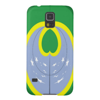 Modern multicolored pattern galaxy s5 cases