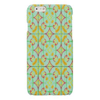 modern multicolored trendy pattern iPhone 6 plus case
