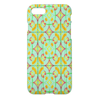 modern multicolored trendy pattern iPhone 8/7 case