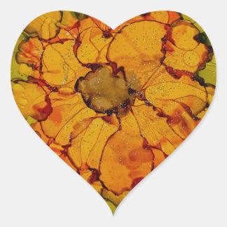 Modern Mums collection Heart Sticker