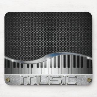 Modern Music Mouse Pad