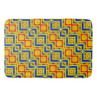 Modern Native American 36 Bath Mat