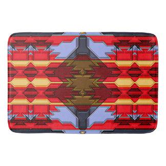 Modern Native American 5 Bath Mat Bath Mats