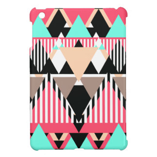 Modern Native Pattern iPad Mini Cases