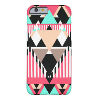 Modern Native Pattern iPhone 6 case Barely There iPhone 6 Case
