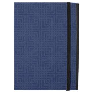 Modern Navy -Maze Pattern- Custom