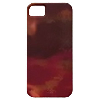 Modern network-burgundy patter_iphone5 iPhone 5 cover