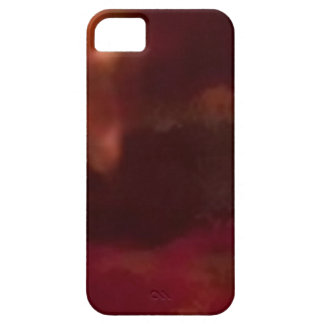 Modern network-burgundy patter_iphone5 iPhone 5 cases