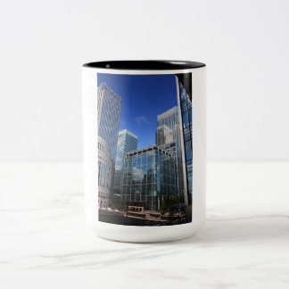 Modern Office Buildings Mug