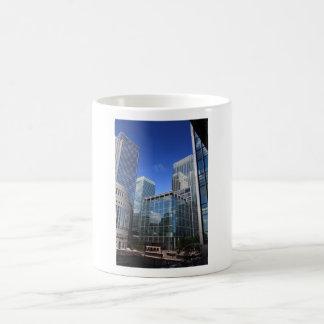 Modern Office Buildings Coffee Mug