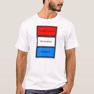 MODERN OUTRAGE SK8ER T-CUT OFF'S T-Shirt