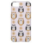 Modern Owls iPhone 5 Barely There Case