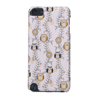 Modern Owls iPod Touch Case