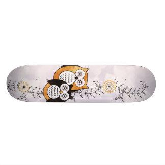 Modern Owls Skateboard