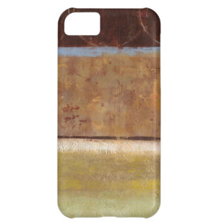Modern Painting in Earth Tones by Norman Wyatt iPhone 5C Case