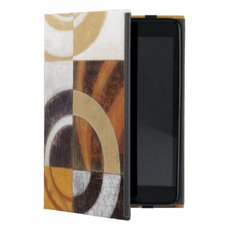 Modern Painting with Circular Patterns Case For iPad Mini