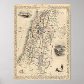 Modern Palestine Poster