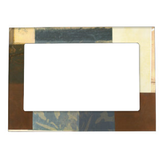 Modern Panel Painting Magnetic Frame