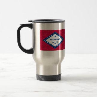 Modern Pattern Arkansan Flag Mug