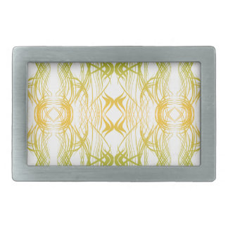 Modern Pattern Belt Buckle