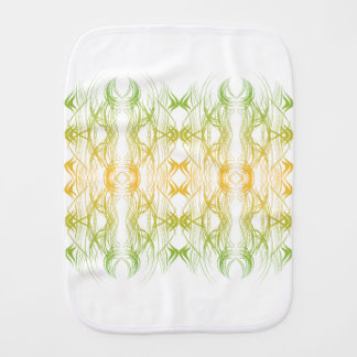 Modern Pattern Burp Cloth