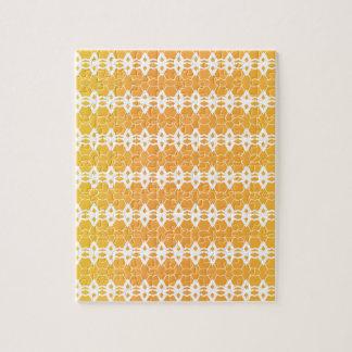 Modern pattern jigsaw puzzle